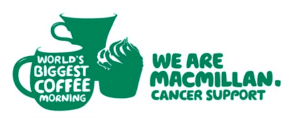 Macmillan Coffee Logo